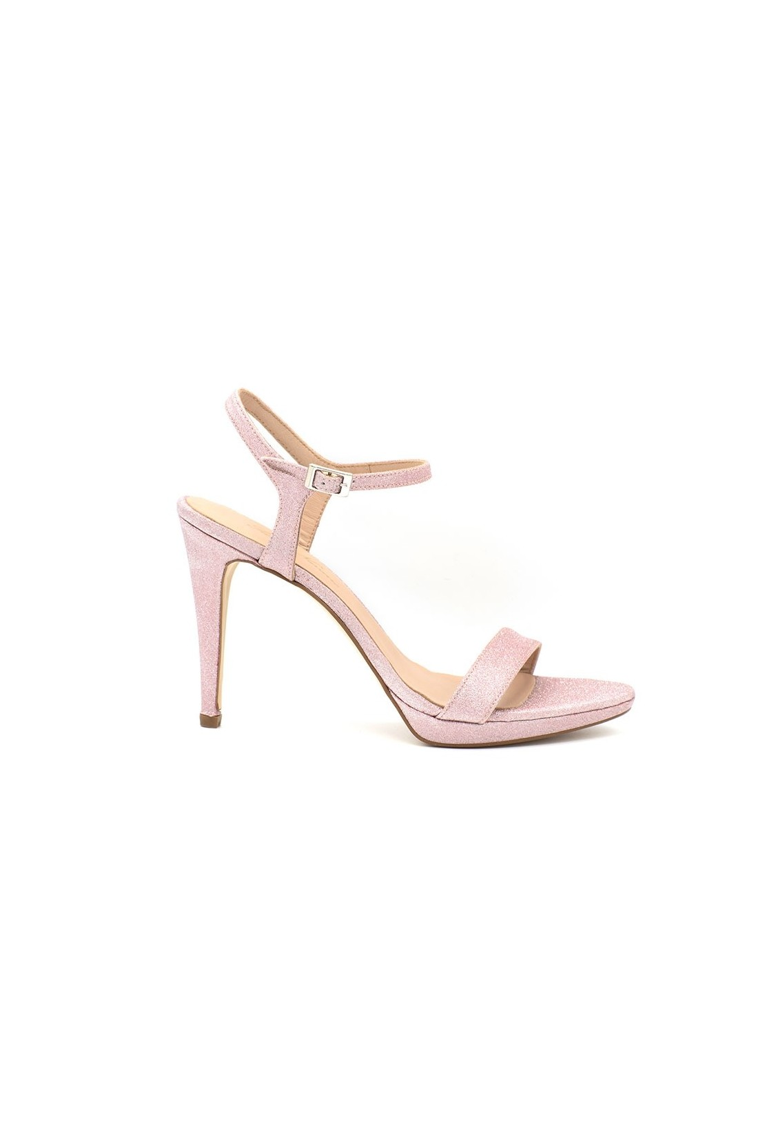 Sandalia Glitter Rosa