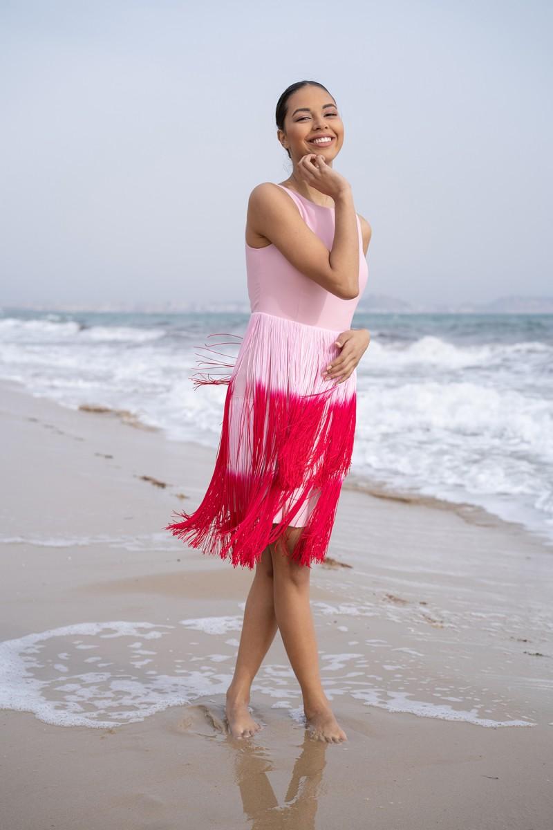 vestido de fiesta de verano amaya