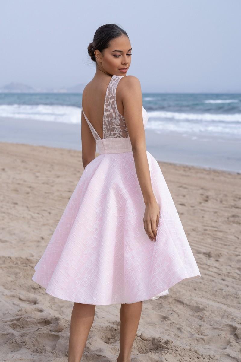 vestido de fiesta de verano anabelle